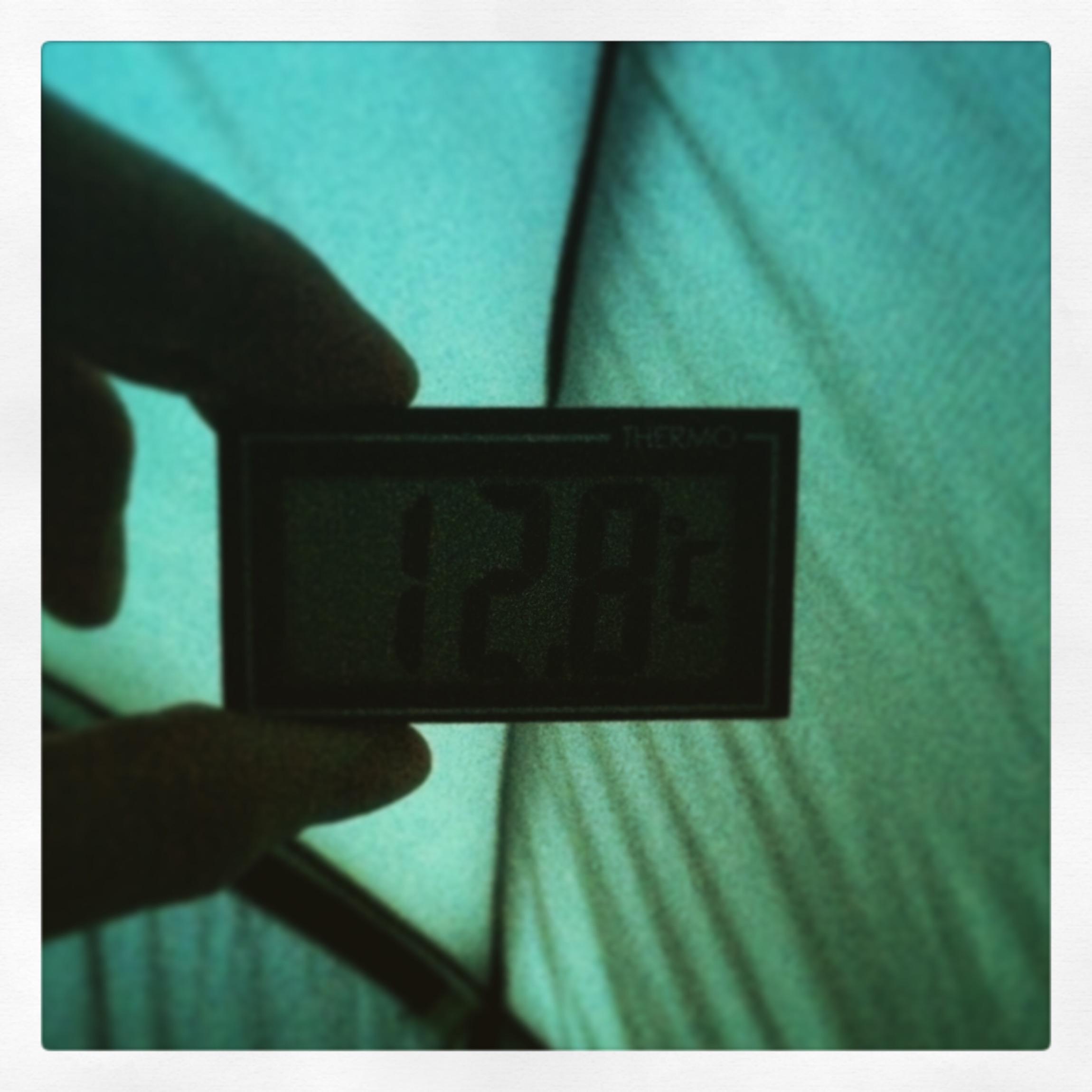 12,8 Grad im Ultraleicht-Zelt beim Motorrad-Reise-Treffen in Belgien
